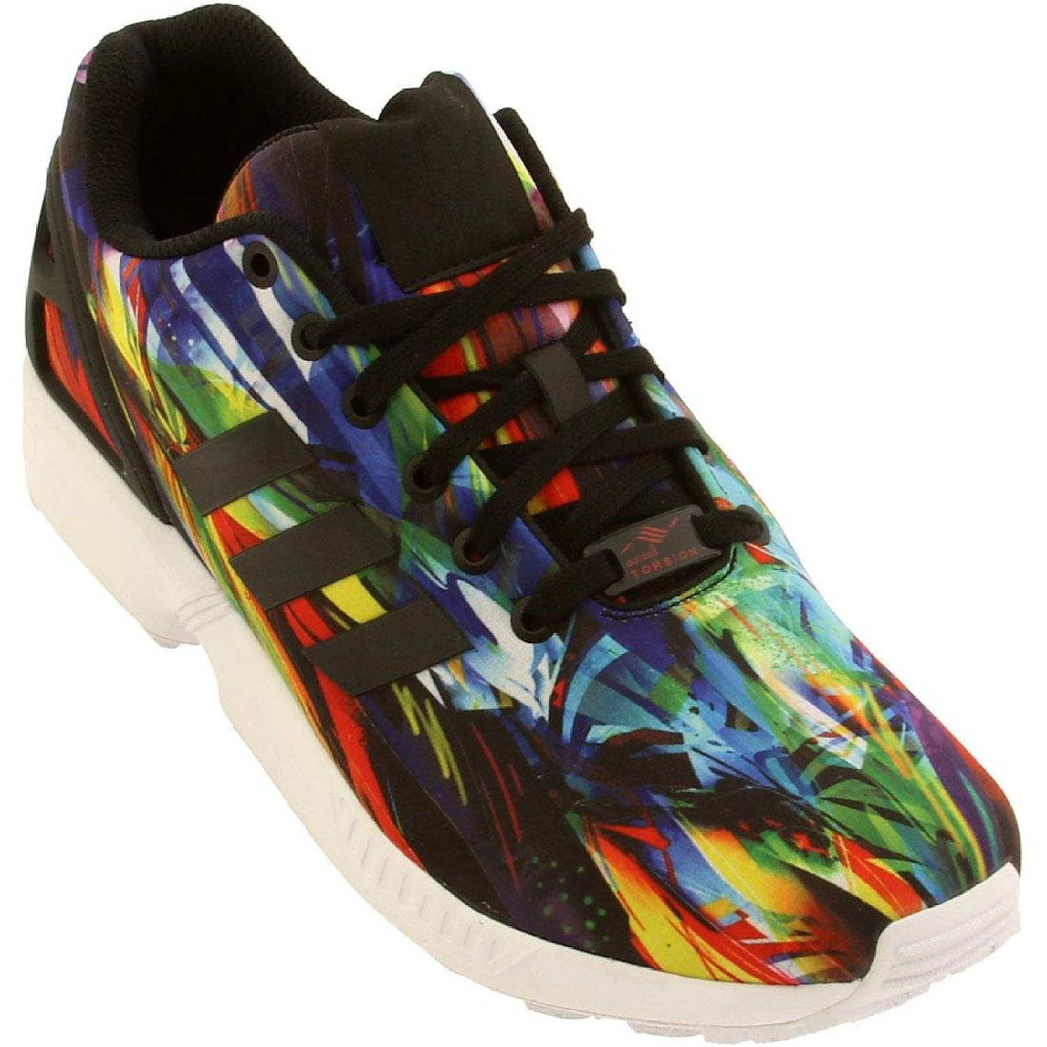 a647c532723c6 Get Quotations · adidas Men s ZX Flux Synthetic Running Shoes