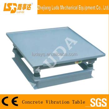 concrete vibration machine