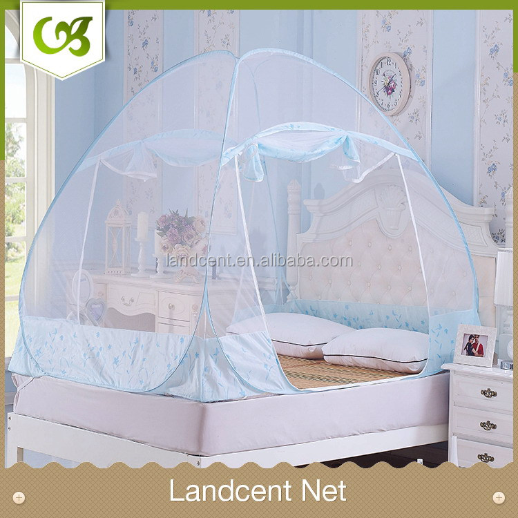 Double bed mosquito net meditation tent outdoor mosquito net