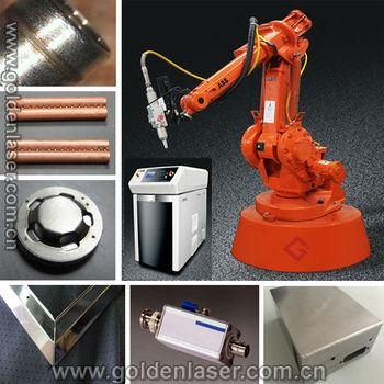 Robotic Arm Laser Welder For Stainless Steel,Aluminum,Metal