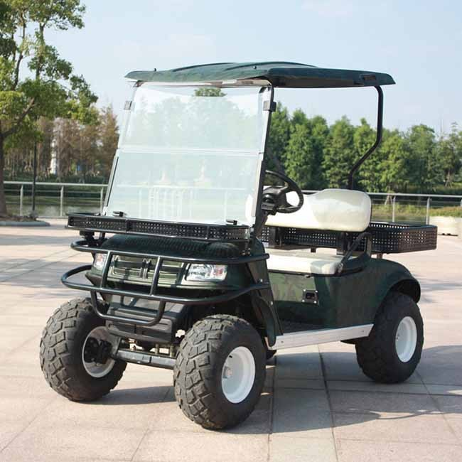 4 Wheel Drive Electric Utility Atv Farm Vehicle Dh-c2 With ...