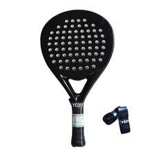 China 2018 nieuwe OEM carbon strand <span class=keywords><strong>racket</strong></span> strand paddle <span class=keywords><strong>racket</strong></span> carbon <span class=keywords><strong>racket</strong></span>