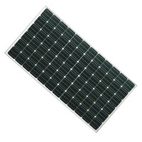 2017 hot sale manufacturer 300w cheap monocrystalline solar panel