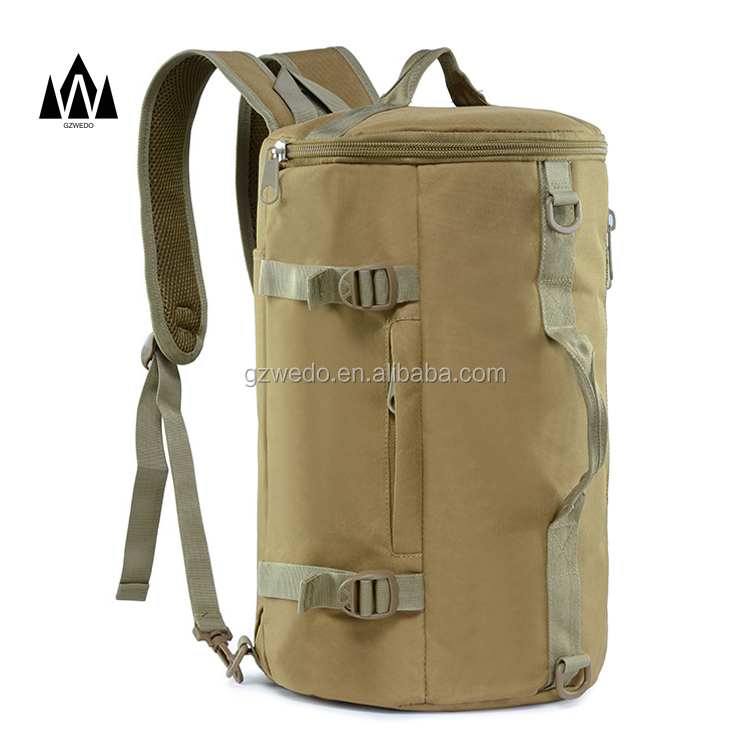Mens Tactical Military Backpack for Day Missions & Hiking, Outdoor Large Waterproof Assault Pack Day Pack MOLLE Bug Out Bag