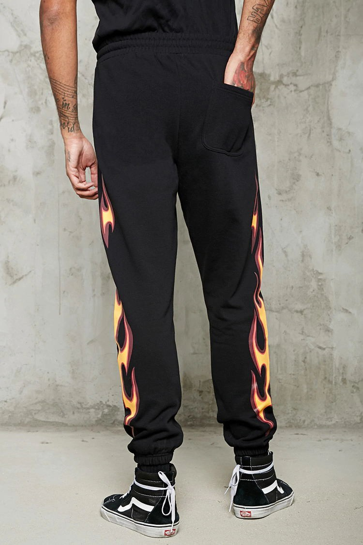 official photos classic chic quality first Wholesale Mens Joggers Flame Graphic Patterned Joggers Sweatpants - Buy  Joggers Sweatpants,Patterned Sweatpants,Sweatpants Product on Alibaba.com