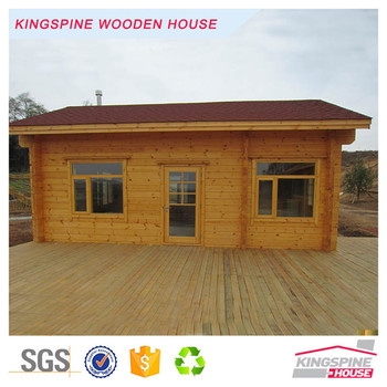 Prefabricated Poultry Log House Low Cost Farm Wooden Design