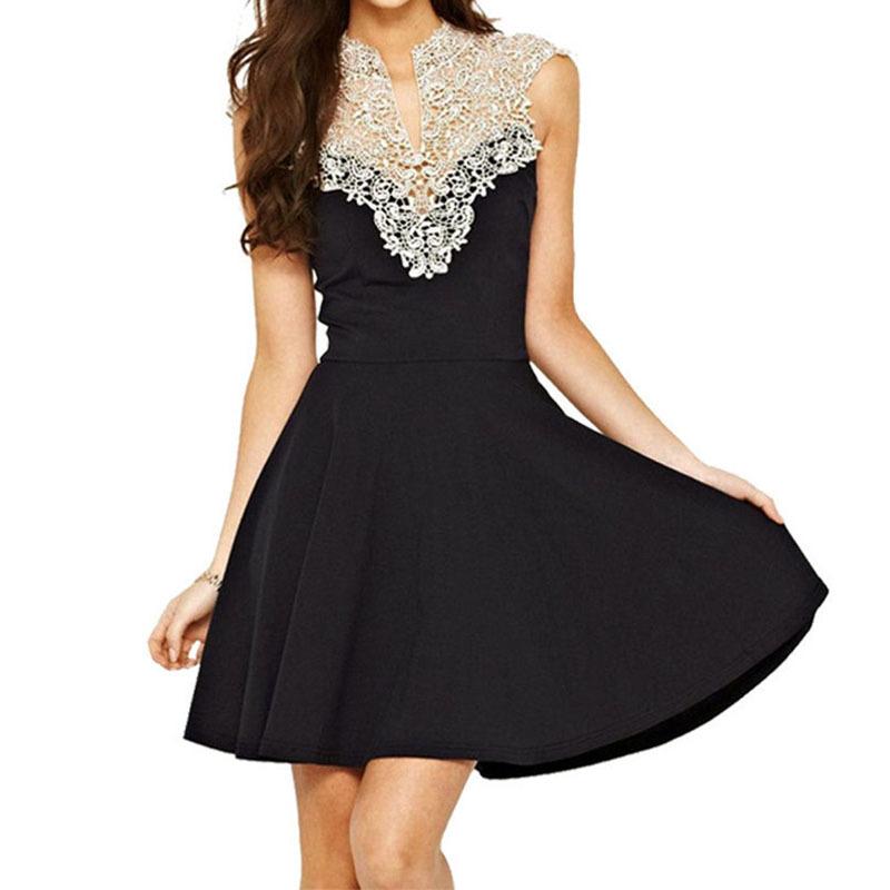 Cheap Long Black Crochet Dress, find Long Black Crochet Dress deals ...