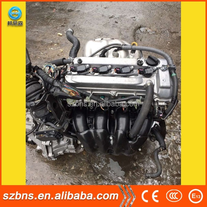 Japan produced complete 1RZ 1ZZ 2AZ 2GR 2JZ 2MZ 3Y 4E 4S moteur engine with reliable quality and condition