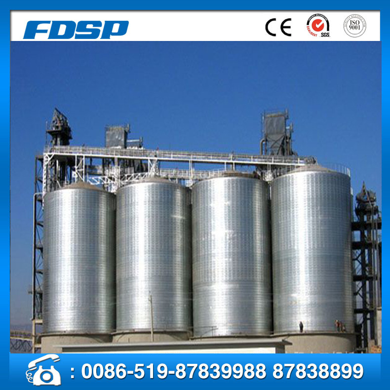 Fdsp Designing Steel Silos For Grain Storage/poultry Feeding ...