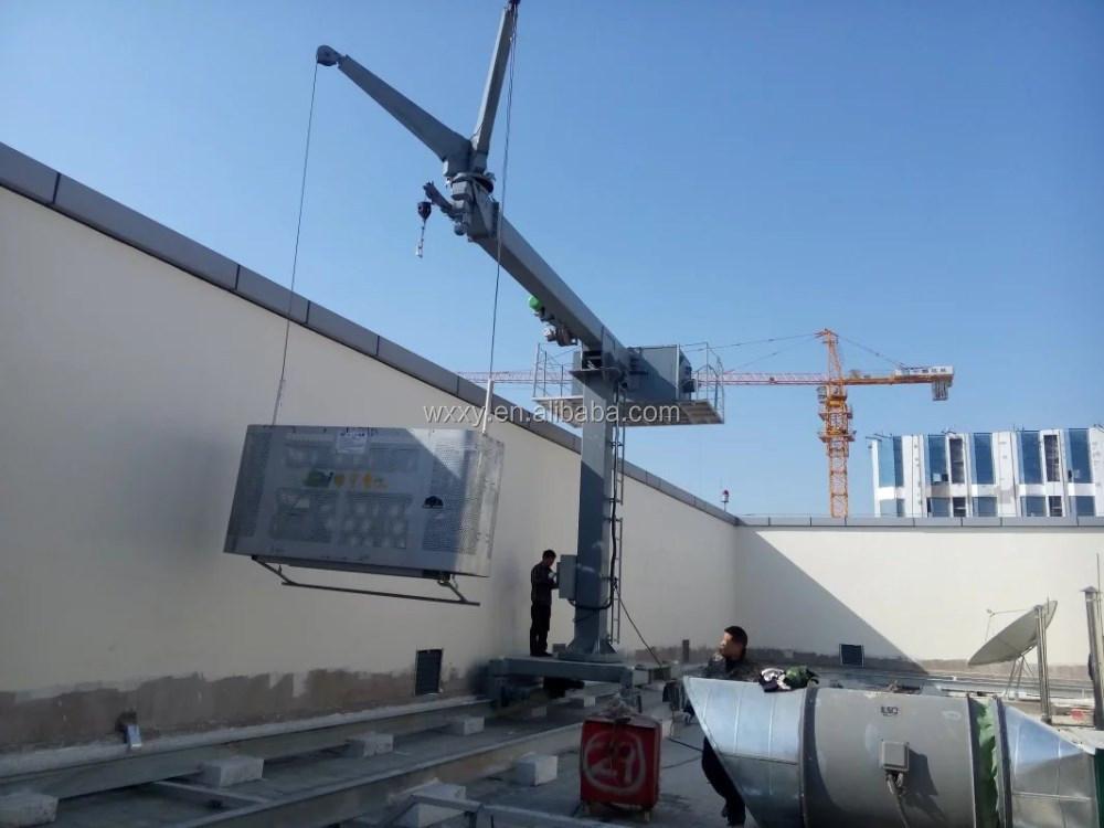 Building Maintenance Unit Bmu High Rise Building