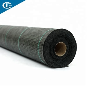 Accept Custom Order weed control fabric/ polyethylene weed barrier for airport road repair