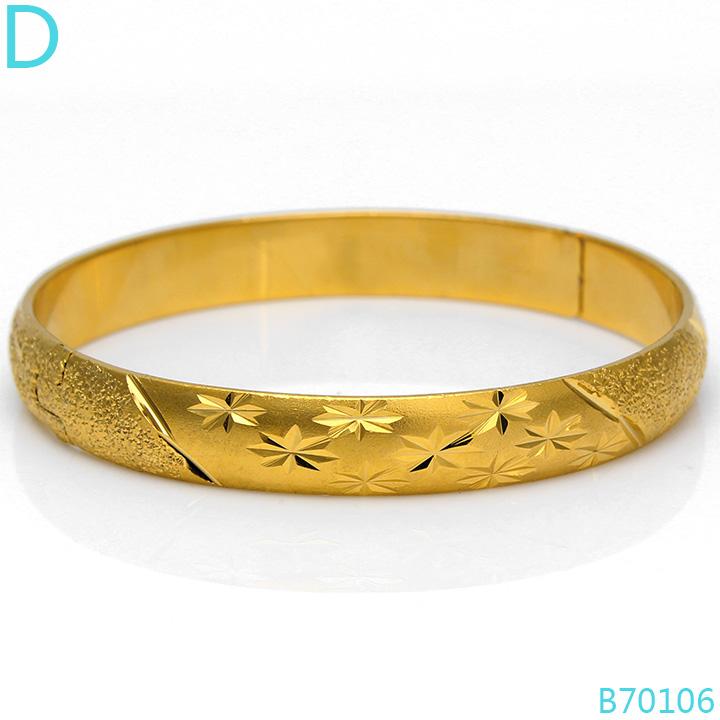 New Gold Bracelet Models Bangles Wedding Chura Gold ...