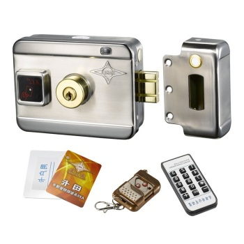 Infrared Electric Door Lock With Remote