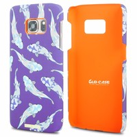 Hard Thick PC Coated Printing Water Transfer Phone Case for Samsung Galaxy S7
