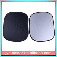 6Pcs Folding Silvering Reflective Car Window Sun Shade Auto Visor Shield Cover