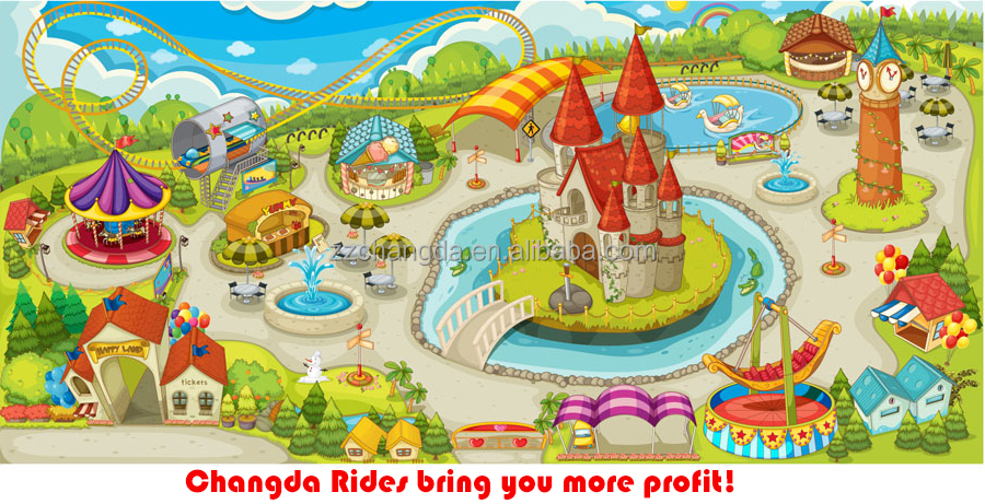 Trackless Diesel Train Games!2015 New Design Trackless Park Rides Electric  Train Rides Amusement Games For Sale - Buy Trackless Diesel Train