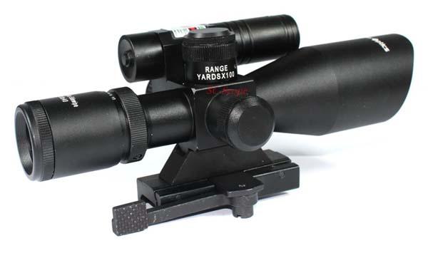 Zielfernrohr Mit Entfernungsmesser Einstellen : Zielfernrohr mit entfernungsmesser einstellen