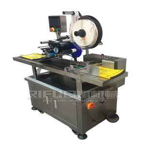 Stock paper paging labeling machine/stainless steel machine