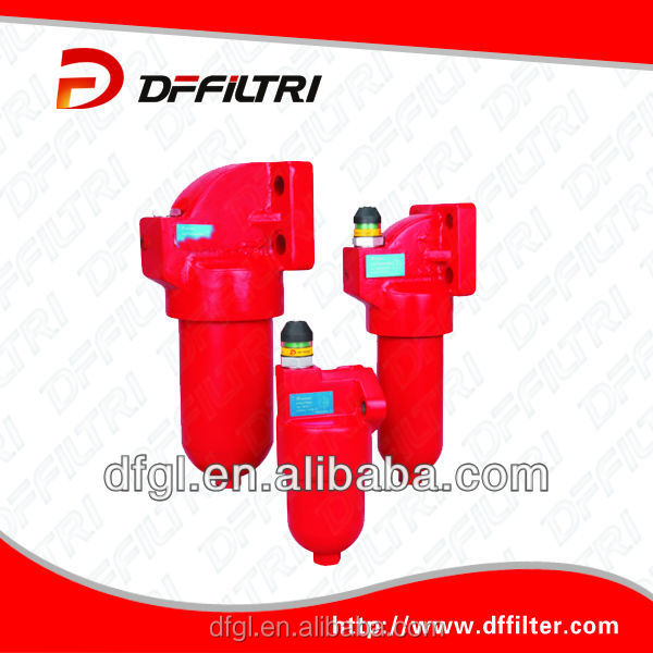 DONGFENG world marketing DFB...MA/DFB...QE high Pressure Oil Filter can replace hydac DF...MA/DF...QE series oil filter