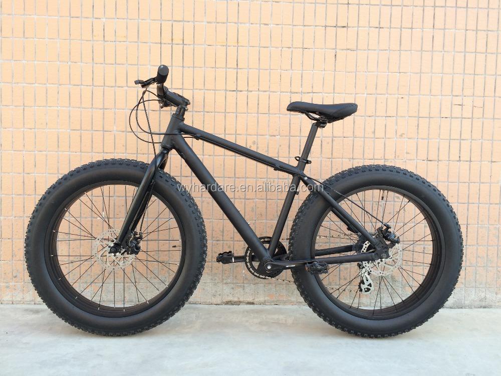 Manufacturer 26inch Aluminum Alloy Lightweight Fat Bike From China ...