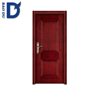China manufacturing Classic caving solid teak wood main door design/models