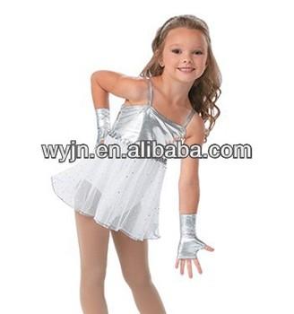 501b12834e58 2014 White Shiny Angel Dance Wear Tutu Dress Costume Girls --girls ...
