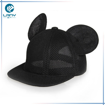Wholesale Full Mesh Baby Mickey Trucker Cap - Buy Mickey Trucker ... a16f41b319d