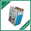 STRONG PAPER BOTTLES PACKING BOX CARDBOARD PACKAGING BOX FOR BOTTLES WHOLESALE