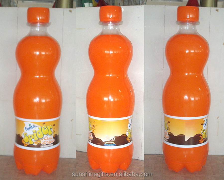 large size PVC or TPU inflatable  bottle for Advertising display