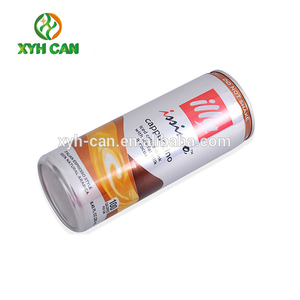 Candy & Other Use And 0.3mm Tin Material Coffee Beverage Drinking Can