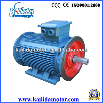 250kw electric motor electric motor housing double shaft for Double ended shaft electric motor