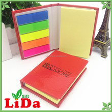 Promotional Hardcover sticky notes