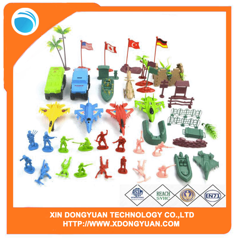 Soldier Toys Plastic Army Men Military Action Figures