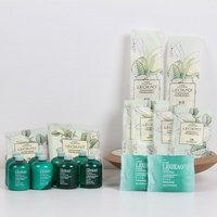Luxury Hotel Guesthouse Bath Body Eco Amenities kit