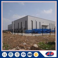 China Low Price Steel Structure Warehouse