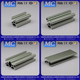 Meicheng alu profil Reliable Equipment triangle aluminum profile