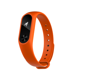 0 69 inch OLED Screen Y2 M2 Heart Rate Fitness Tracker BT Smart Bracelet  band