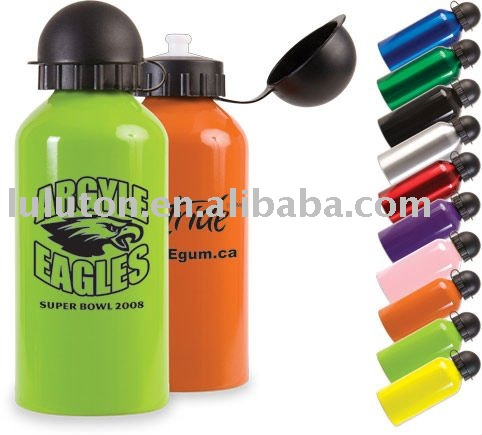 Aluminum Sports Drinking Water Bottle Promotional Sport Product