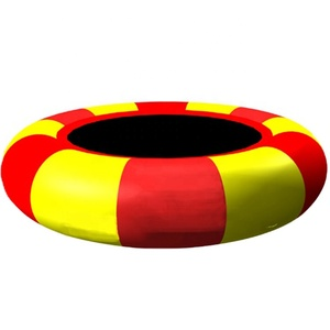2019 Hot selling water trampoline inflatable water games
