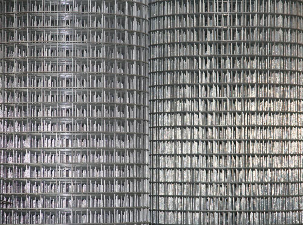 Carta de los tama os de malla soldada de alambre malla de - Malla alambre galvanizado ...