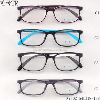 2017 Latest New Model Of Korean Glasses Frames For Girls K7302 - Buy ...