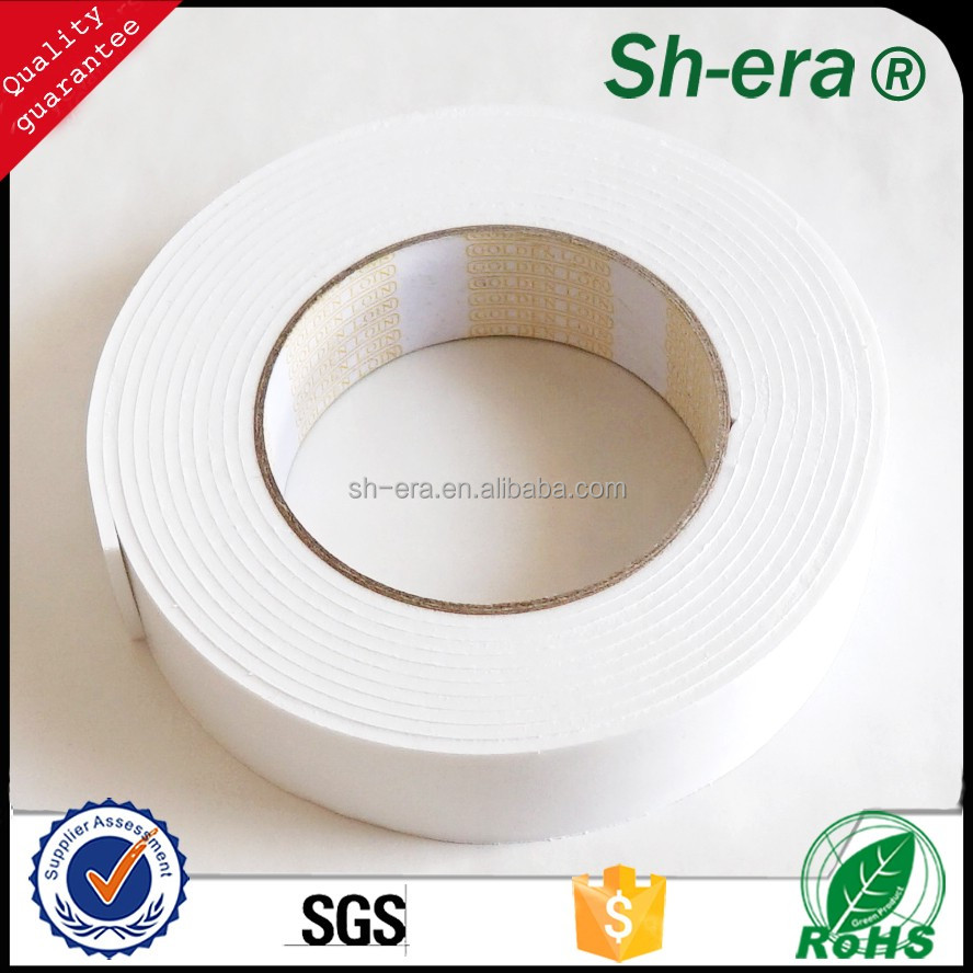 EVA Foam double sided tissue tape complete product with free sample
