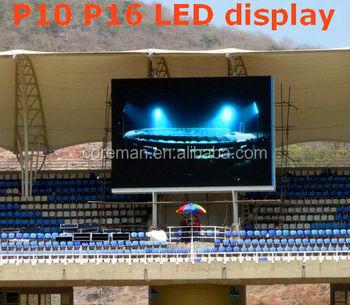 Led Display Circuit Diagram | Outdoor Led Message Display Circuit Diagram P10 P16 Full Color Led
