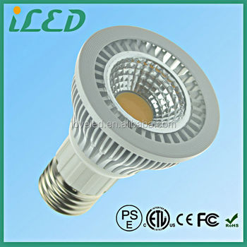50w Halogen Equivalent 5w Cob Dimmable Par20 Led Bulbs Canada ...