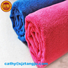 Customize printing ,sublimation printing 100% polyester microfiber pet bath towel pet towel supplier