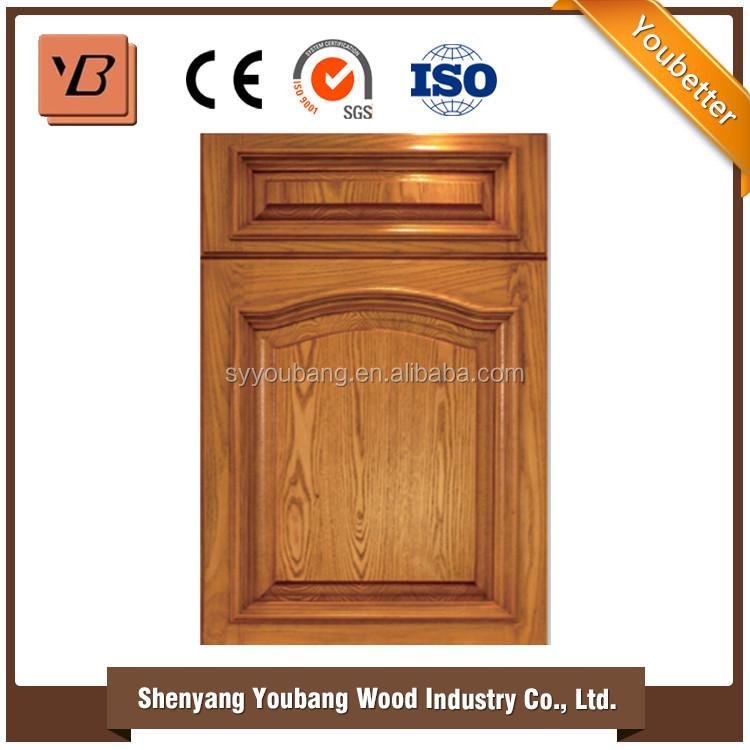 Buy Kitchen Cabinet Doors: Oak Solid Wood Kitchen Cabinet Door For Modern Kitchen