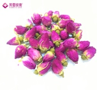 Top Quality Free Sample Red Rose Loose Tea