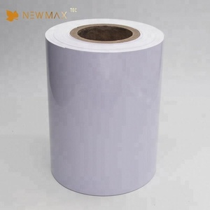 Self adhesive Direct thermal paper jumbo rolls labels