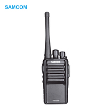 <span class=keywords><strong>HF</strong></span> Transceptor de <span class=keywords><strong>Rádio</strong></span> SAMCOM CP-358 Two-Way Radio 5 W 16CH Walkie Talkie