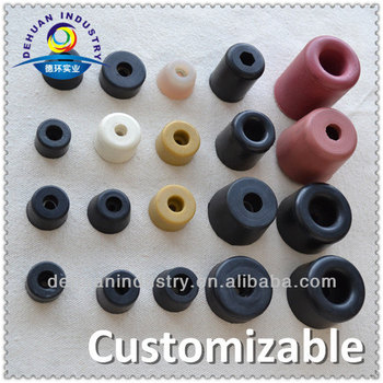 Small Size Rubber Door Stops Rubber Bumpers Rubber